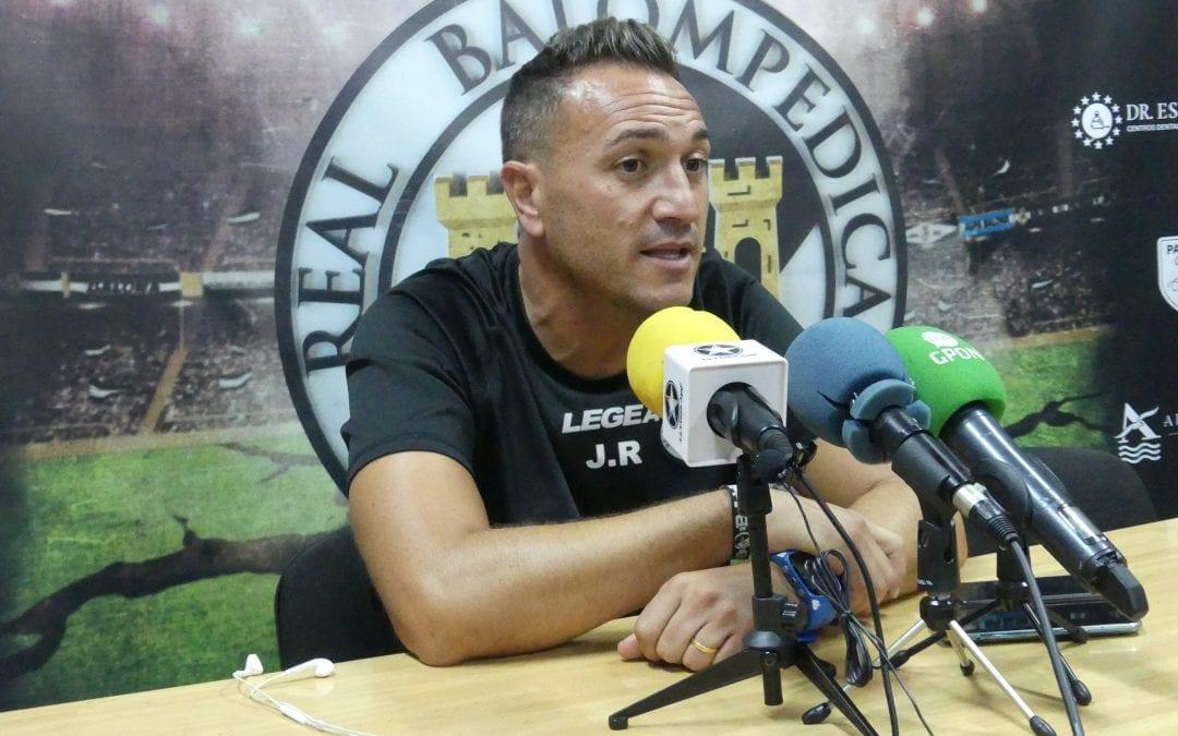 Jordi Roger Ceballos entrenador de la Real Balompédica Linense hace balance del año 2018