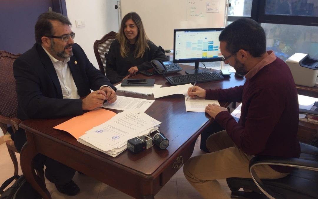 Firmado con Athisa un contrato por tres años para el control de plagas en la ciudad
