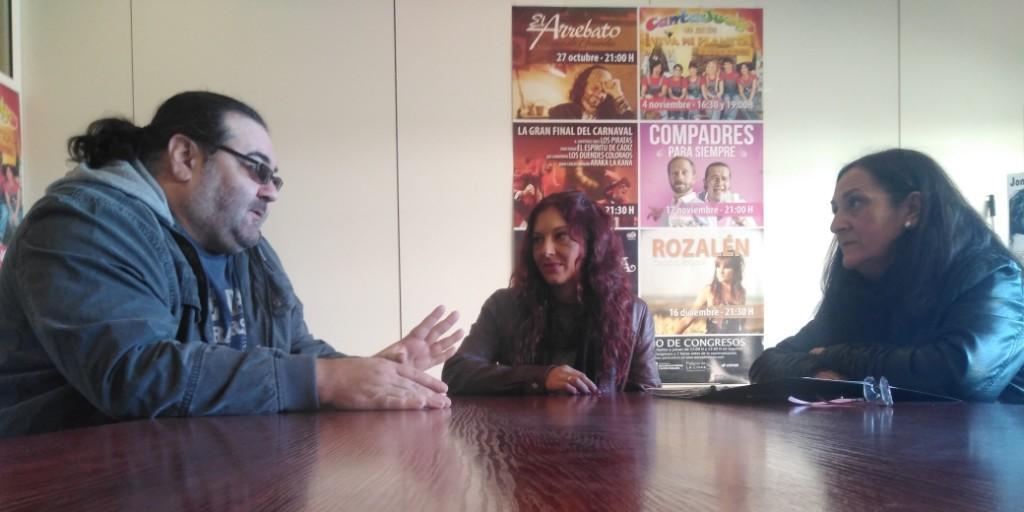 Educación colabora con la proyección de cortometrajes para centros educativos organizada por Miguel Becerra como preludio al III certamen de cortos