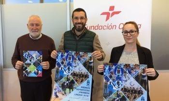 Presentada la gala de entrega de distinciones Deportistas Promesa Linense 2018 que se celebra el jueves con el patrocinio de Fundación Cepsa