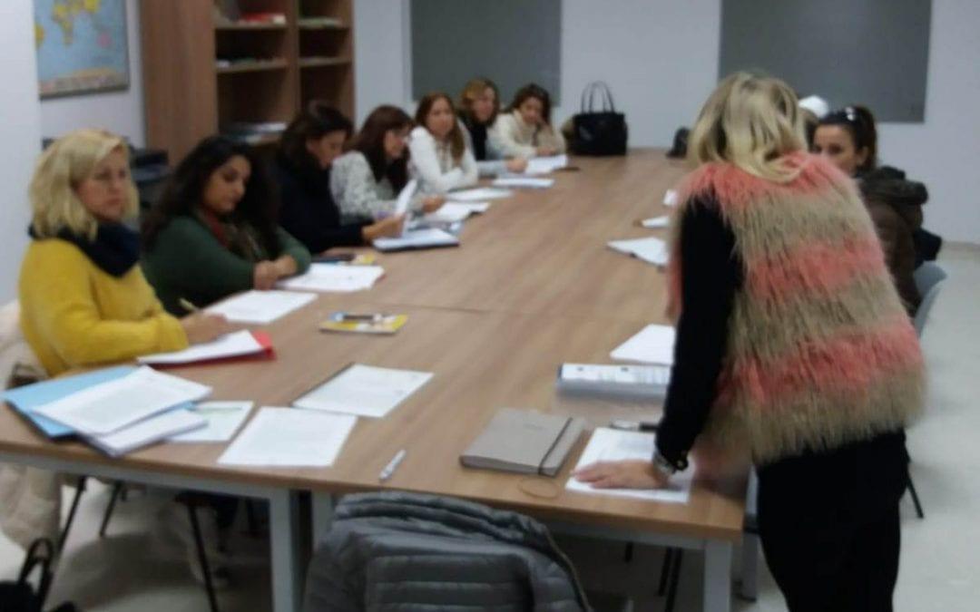Técnicos de servicios sociales y de entidades locales ultiman las actuaciones recogidas en el Plan Local de Intervención en Zonas Desfavorecidas