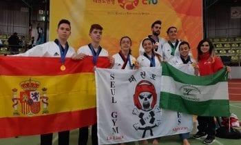 El Club Seul Gym clasificado para el Campeonato de Europa de Taekwondo Olímpico