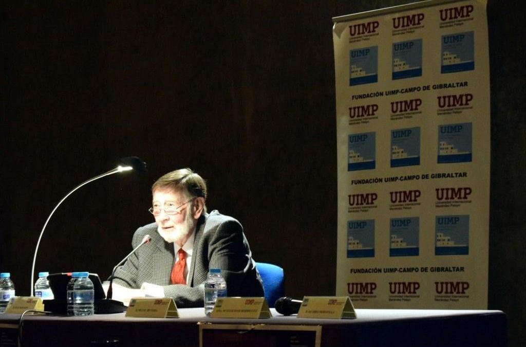 El miércoles en la UIMP, conferencia de Julio Marvizón sobre la Sábana Santa