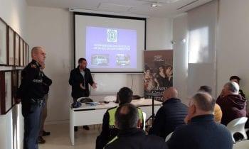 La Policía Local asiste a un curso para conocer la normativa de los VTC