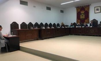 Cs La Línea tacha de irresponsable la ausencia del PSOE linense en los plenos del ayuntamiento.