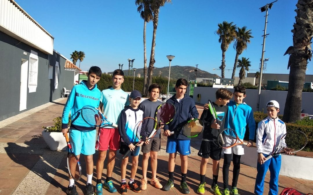 Se disputó en las instalaciones del Linense Club el «Campeonato de Andalucía fase provincial de Cádiz»