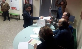 El PSOE de La Línea elige mediante primarias a la lista que concurrirá a las próximas elecciones municipales
