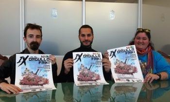 Esta mañana ha sido presentado el cartel y los actos del IX Día del Orgullo Friki.