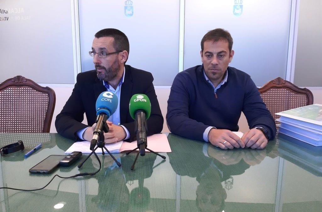 ULTIMA HORA-El Ayuntamiento invertirá 30 millones de euros para la mejora del saneamiento de la ciudad