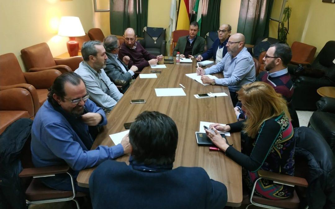 El Grupo Transfronterizo solicita un encuentro al nuevo Gobierno andaluz