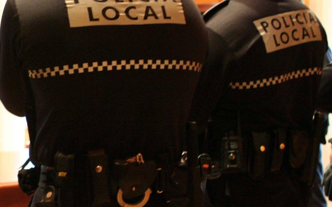 La Policía Local impone denuncias por incumplimiento de la ordenanza de control y protección animal