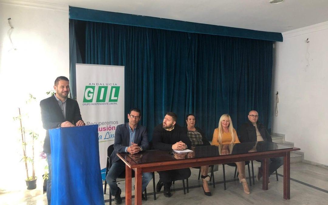 Daniel Ripoll es elegido candidato a la alcaldía de La Linea por EL GIL-A.