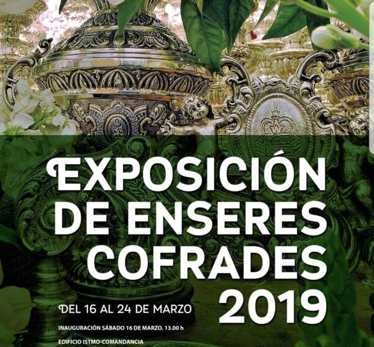 """Mañana finaliza el programa de la Oferta Educativa Municipal """"Exposición de Enseres de Semana Santa"""""""