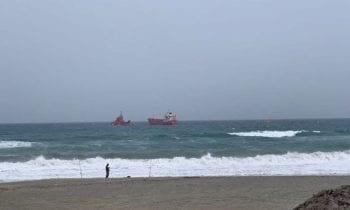 Verdemar Ecologistas en Acción denuncia que el buque petrolero ORYX TRADER – Oil Products Tanker con bandera de Panamá , de eslora/manga 102/15m queda a la deriva en la entrada de la Bahía de Algeciras.