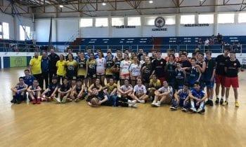 El pasado fin de semana se celebró el X Torneo de Semana Santa ciudad de La Línea. Supermercados Ruiz Galán