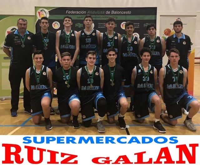 Supermercados Ruiz Galán ULB se proclama subcampeón de Cádiz