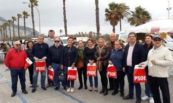 La candidata al Congreso Gemma Araujo advierte sobre la necesidad de votar al PSOE para frenar a la derecha