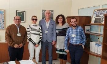 Fegadi Cocemfe se reúne con la Directora General de Diversidad Funcional e Inclusión en Sevilla