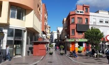 Mañana se inicia el montaje de los palcos de la carrera oficial de Semana Santa por la calle Real