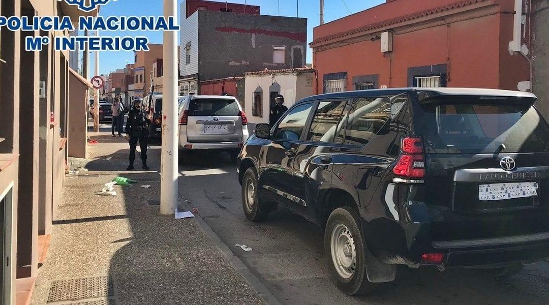 La Policía Nacional desarticula una organización criminal dedicada al abastecimiento y logística de narcolanchas