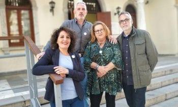 Presentación de candidatura completa de Adelante La Línea para las Elecciones Municipales de mayo de 2019