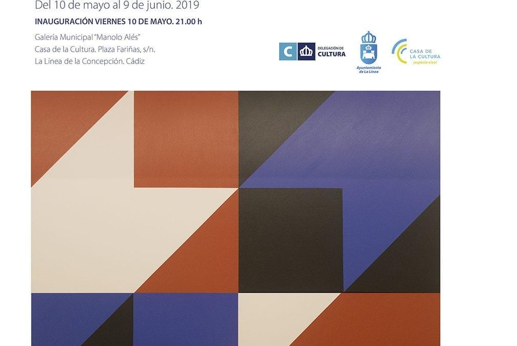Mañana en la Galería Manolo Alés, inauguración de la exposición pictórica de Nicolás Vázquez 'Variaciones, permutaciones y combinaciones'