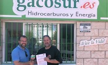 Convenio de colaboración entre ADEM-CG y GACOSUR S.L.