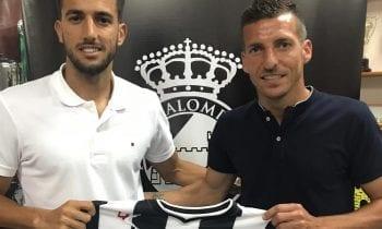 José Manuel Carrasco Correa renueva una temporada más con la Real Balompédica Linense