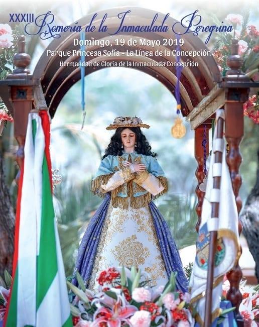 Mañana se inician los actos religiosos con motivo de la XXXIII Romería de la Inmaculada Peregrina