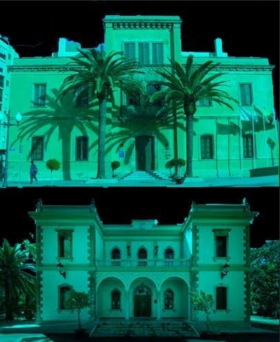 El Ayuntamiento se suma a la campaña contra la ELA e iluminará de verde el Museo Cruz Herrera y el Museo del Istmo