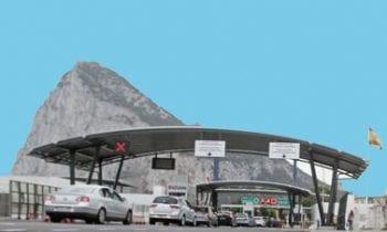 Conmemoración del cierre de la verja con Gibraltar
