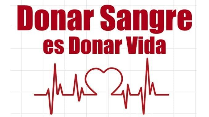 Rosa Pérez pide a la población que tomar conciencia de donar sangre periódicamente