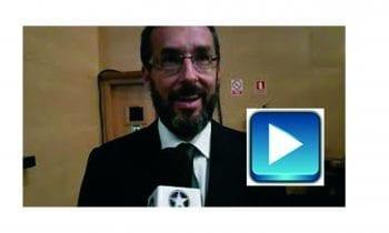 Entrevista a Juan Franco Alcalde de La Línea antes del pleno de investidura.