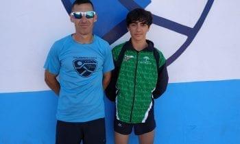 Cristian Rolando seleccionado para el campeonato de España por Autonomias.