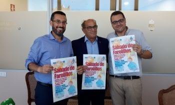 """Unos 160 comercios de la ciudad tomarán parte el 6 de julio en la sexta edición del """"Sábado de Farolillos"""""""