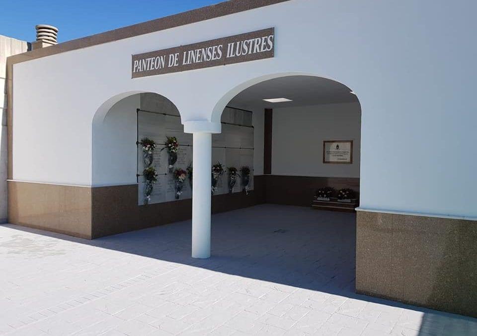Trasladados los restos mortales de Luis Ramírez Galuzo al Panteón de los Ilustres
