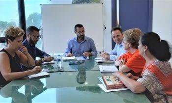 Asansull presenta su Memoria Anual 2018 al Ayuntamiento de la Línea y la Diputación de Cádiz