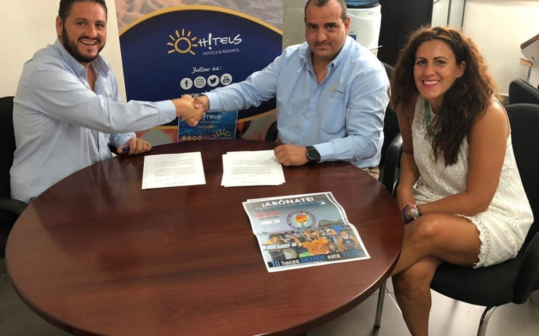 La cadena de hoteles y Resorts OH!TELS renueva su patrocinio con el Club Unión Linense Baloncesto.