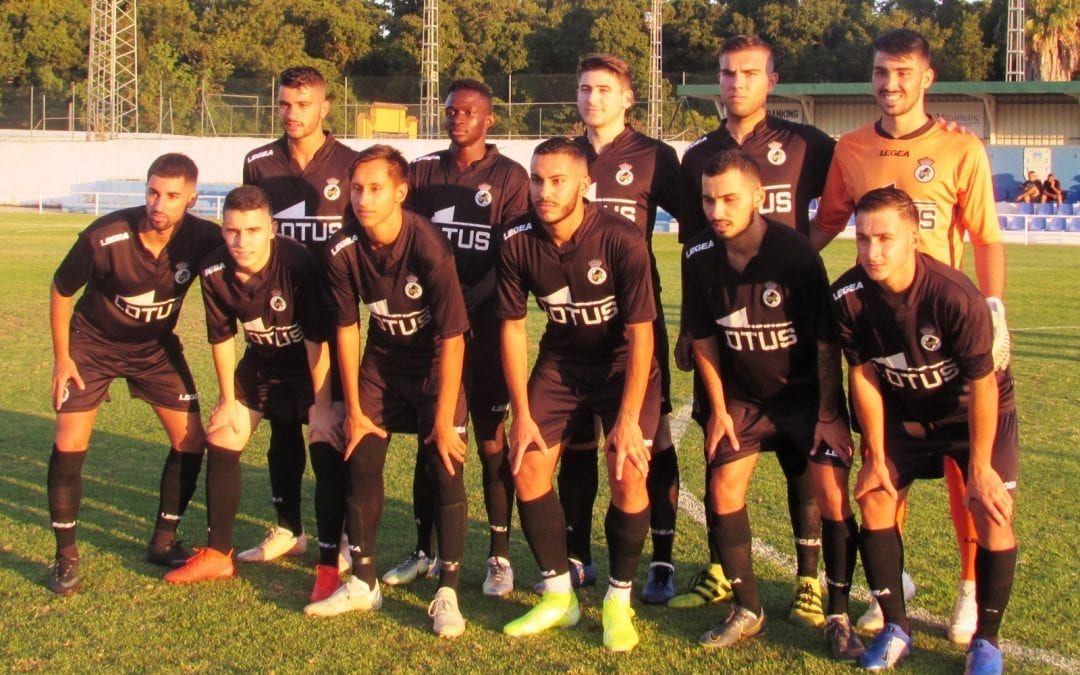 Partido de Ayer entre BALONA B (sénior) 4 vs UD CASTELLAR FC 1