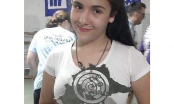 Mariel Becerra Prieto campeona de la Liga interclubes de Arcomálaga.