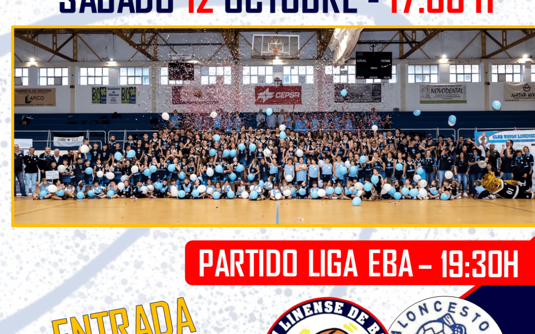 El Baloncesto Linense se viste de Gala.