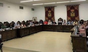 Mañana, sesión ordinaria de pleno con varios asuntos urbanísticos y cinco mociones de los grupos municipales