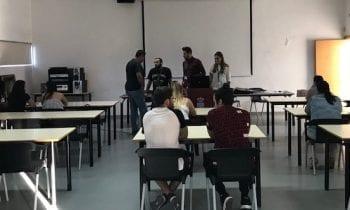 """El viernes finalizan en la Casa de la Juventud los cursos incluidos en el programa """"Andalucía Compromiso Digital"""""""