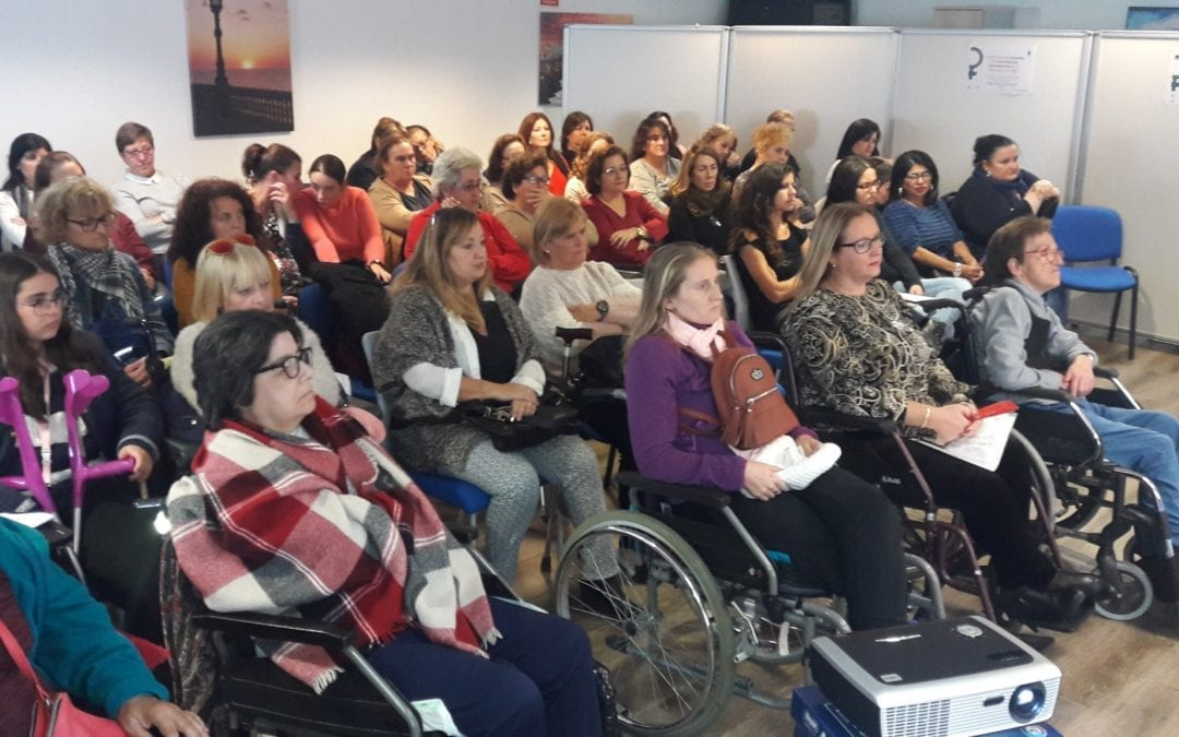 II encuentro de mujeres con discapacidad empoderadas de la provincia de Cádiz.
