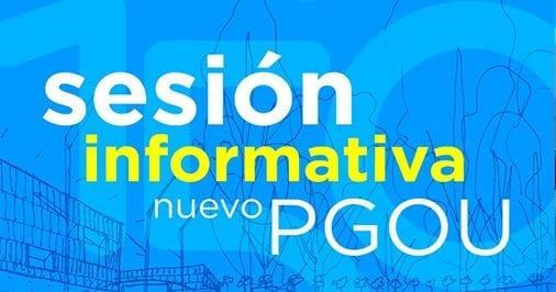 La aprobación provisional del nuevo PGOU, al pleno de enero