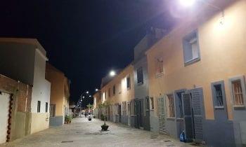 El Ayuntamiento prevé finalizar la sustitución del alumbrado público del casco urbano antes de mayo