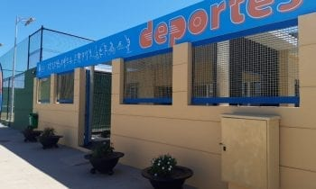 Deportes continúa con las obras de adecentamiento y dotación de equipamientos en los campos Reyes y Puyol