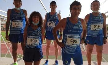 Campeonato de Andalucia Master.