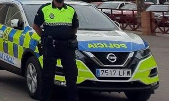 El Ayuntamiento destinará más de 290.000 euros al suministro de vestuario y complementos para la Policía Local los próximos tres años