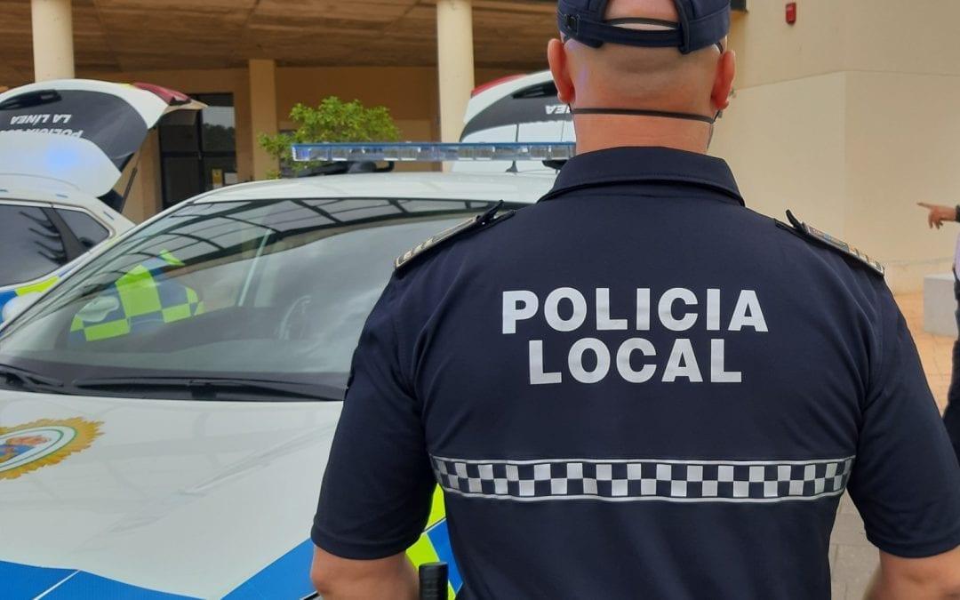 La Policía Local formuló 47 denuncias por fiestas en domicilios durante la Semana Santa